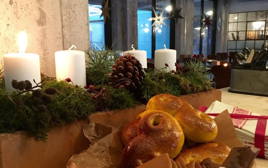 Julmiddag med hållbarhet i fokus på Garveriet