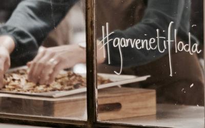 Premiär för pizzakvällar på Garveriet