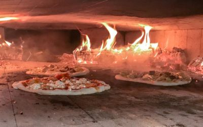 Fredagar = Pizzakvällar på Garveriet