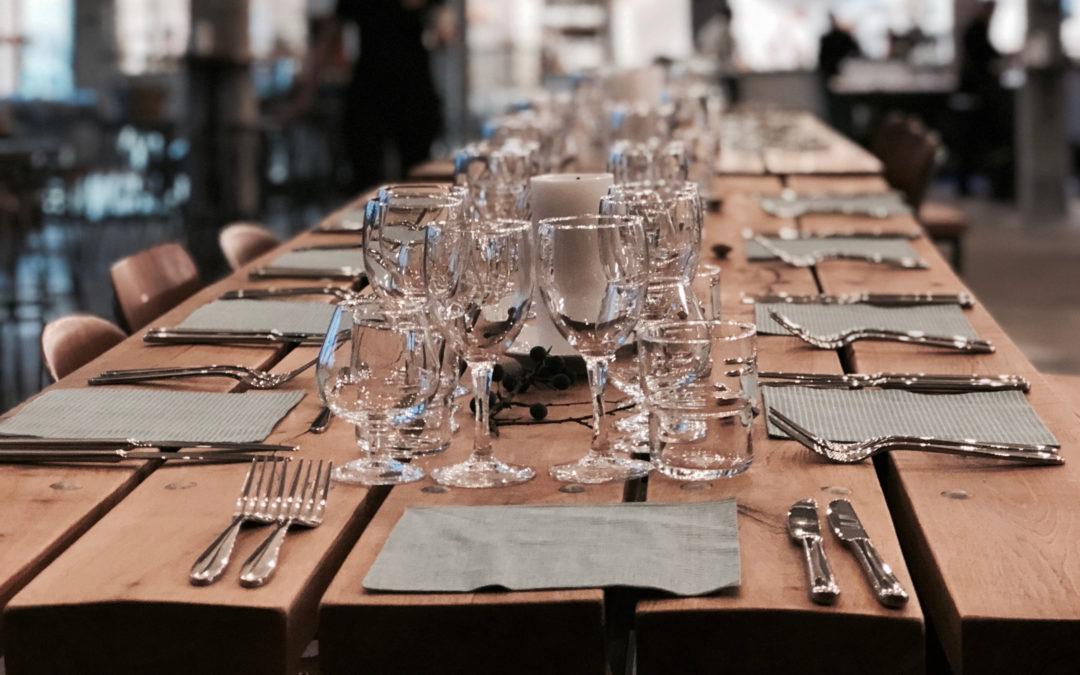 Extra kvällsöppet i restaurangen på Valborgsmässoafton