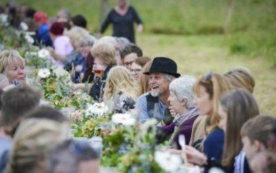 Smakupplevelse i det gröna – Out in the field med Garveriet
