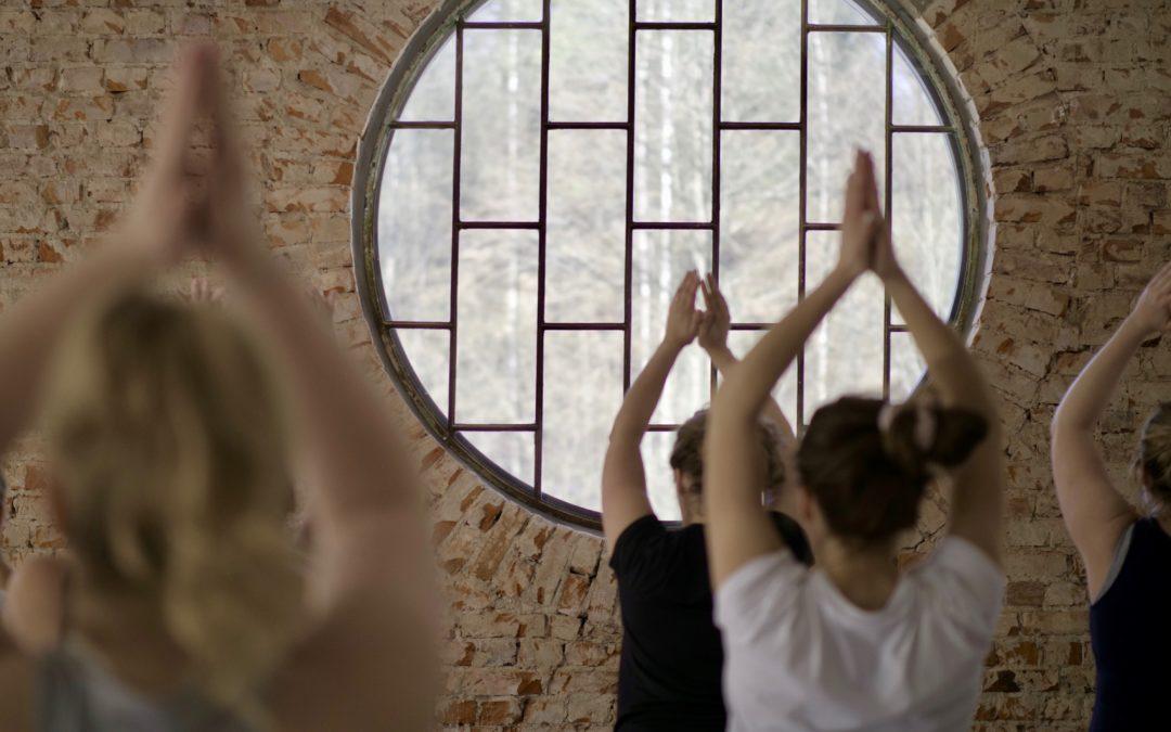 Nystart för Yoga Breakfast Club söndag 8/9