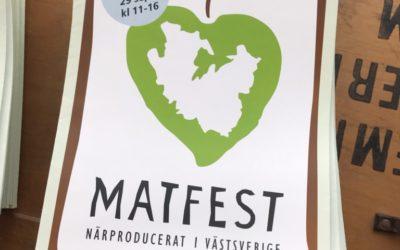 Matfest på Garveriet söndag 29 september kl 11-16