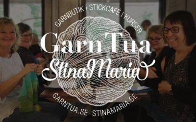 Stickcafé på Garveriet tisdag 8 oktober
