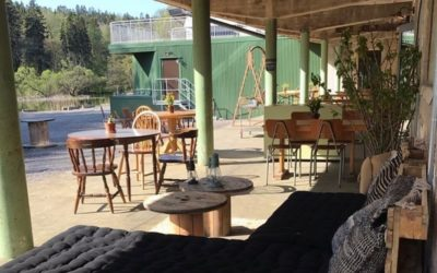 AfterWalk på Garveriets veranda till helgen
