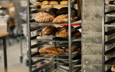 Beställ ditt påskbröd från Garveriets Bageri
