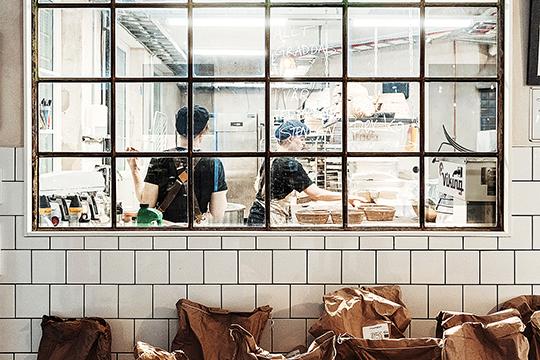 Garveriet – en plats för hållbar matproduktion skriver Magasin Göteborg