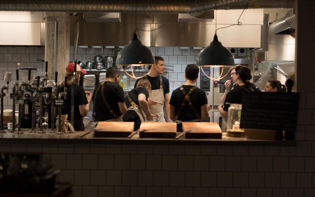 Garveriet behöver fler kollegor i kök, bageri och kafé/servering